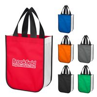 746379882-816 - Non-Woven Shopper Tote Bag With 100% RPET Material - thumbnail