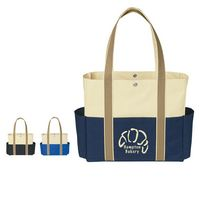 752862877-816 - Tri-Color Tote Bag - thumbnail