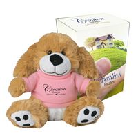 "765013512-816 - 6"" Big Paw Dog With Custom Box - thumbnail"