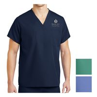 765703340-816 - CornerStone® - Reversible V-Neck Scrub Top - thumbnail