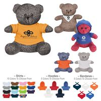 "775782223-816 - 8 1/2"" Landon Knit Bear - thumbnail"