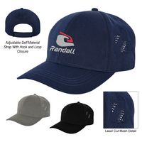 786424802-816 - Arrow Laser Mesh Back Cap - thumbnail