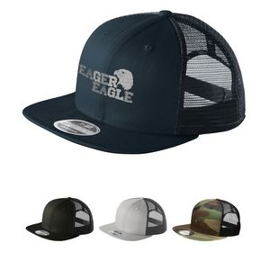796524961-816 - New Era® Original Fit Snapback Trucker Cap - thumbnail