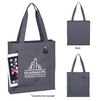 905459190-816 - Hidden Zipper Tote Bag - thumbnail