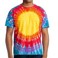 915355016-816 - Port & Company® Window Tie-Dye Tee - thumbnail