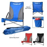 916070994-816 - Low Profile Chair With Carrying Bag - thumbnail