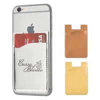 925840988-816 - Metallic Phone Wallet - thumbnail