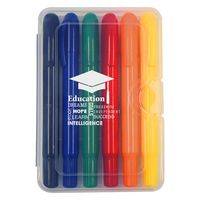 935417728-816 - 6-Piece Retractable Crayons In Case - thumbnail