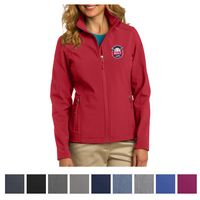 945490067-816 - Port Authority® Ladies' Core Soft Shell Jacket - thumbnail