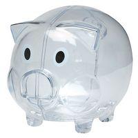 952285105-816 - Plastic Piggy Bank - thumbnail