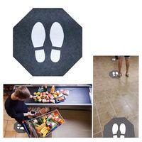 "966299531-816 - 13"" X 13"" Social Distancing Floor Mat - thumbnail"