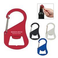 975145854-816 - Carabiner Bottle Opener - thumbnail