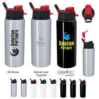 975537999-816 - 25 Oz. Aluminum Helena Bottle - thumbnail