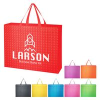 976022791-816 - Illusion Laminated Non-Woven Tote Bag - thumbnail