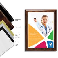 "996454075-816 - 7"" x 9"" Full Color Plaque - thumbnail"