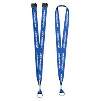 "356204516-169 - Recycled Ultra 1"" Lanyard with Breakaway - thumbnail"