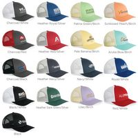 385907928-169 - Richardson Low Profile Trucker Cap - thumbnail