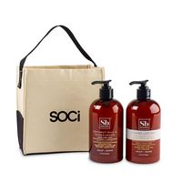 116256518-112 - Soapbox™ Cleanse & Soothe Gift Set - Natural-Coconut Milk & Sandalwood - thumbnail