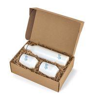 136078254-112 - MiiR® Wine Bottle & Tumbler Gift Set - White Powder - thumbnail
