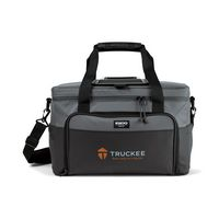 136334862-112 - Igloo® Seadrift™Coast Cooler - Black-Grey - thumbnail