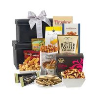 155774562-112 - Premium Executive Gourmet Keepsake Tower Black - thumbnail