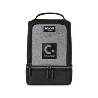 155918409-112 - Igloo® Rowan Lunch Cooler Black-Grey - thumbnail
