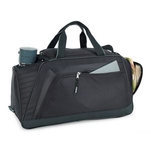 355439242-112 - Spartan Sport Bag - Black - thumbnail