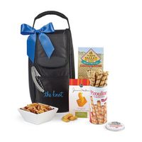 375690152-112 - Sunsational Everything But The Wine Gourmet Tote Black - thumbnail