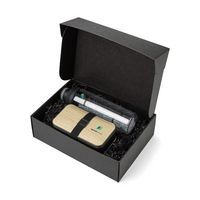 385918516-112 - Fuji Lunch Gift Set Black - thumbnail