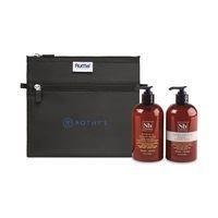 386468060-112 - Soapbox® Cleanse & Soothe Gift Set - Black-Citrus & Peach Rose - thumbnail