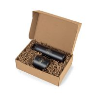 506078245-112 - MiiR® Wide Mouth Bottle & Camp Cup Gift Set - Black Powder - thumbnail
