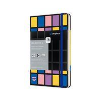 506183086-112 - Moleskine® Dropbox Smart Notebook - Black - thumbnail