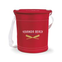 595977593-112 - Sandbar Insulated Party Pail - Red - thumbnail