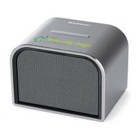 775173873-112 - Brookstone® Ultra Bluetooth® Speaker Silver - thumbnail