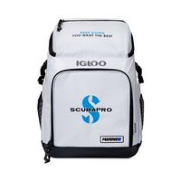 935689489-112 - Igloo® Marine Backpack Cooler White - thumbnail