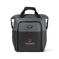 936334864-112 - Igloo® Seadrift™Switch Backpack Cooler - Black-Grey - thumbnail
