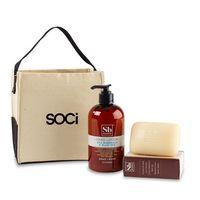 946256520-112 - Soapbox™ Cleanse & Revive Gift Set - Natural-Sea Minerals & Blue Iris - thumbnail