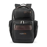 965690785-112 - Samsonite Kombi 4 Square Backpack Black - thumbnail