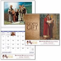 105471275-138 - Good Value® God's Gift Spiral Calendar w/Pre-Planning Sheet - thumbnail