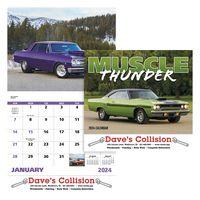 125471319-138 - Good Value® Muscle Thunder Calendar (Stapled) - thumbnail