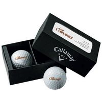 125471819-138 - Callaway® Super Soft 2-Ball Business Card Box - thumbnail