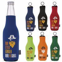 126077294-138 - Koozie® Neoprene Zip-Up Bottle Kooler - thumbnail