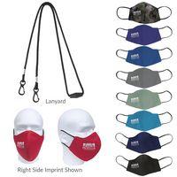 136489401-138 - Good Value® Comfy Face Mask & Lanyard Kit - thumbnail