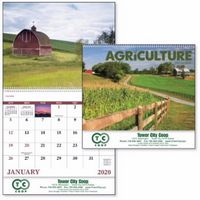 145471250-138 - Good Value® Agriculture Spiral Calendar - thumbnail