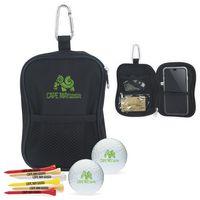 155472616-138 - Callaway® Valuables Pouch Golf Kit w/Warbird® 2.0 Golf Balls - thumbnail