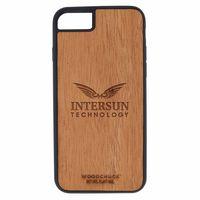 155545372-138 - WOODCHUCK® Mahogany Wood Phone Case 6/6S Plus - thumbnail