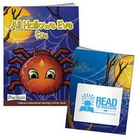 165471790-138 - BIC Graphic® Color Book w/Mask: All Hallows Eve Fun - thumbnail