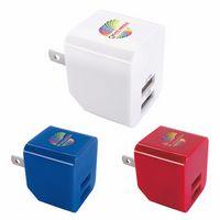 175548986-138 - Good Value® 2 Port 2.1A Wall Adapter - thumbnail
