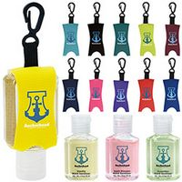 185472824-138 - 1 Oz. Good Value® Custom Label Hand Sanitizer w/Leash - Scented - thumbnail