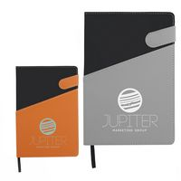185473012-138 - Good Value® Colorblock Magnetic Journal - thumbnail